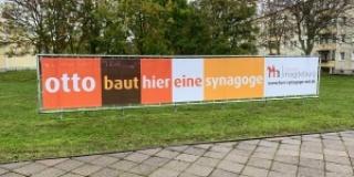 """""""Otto baut hier eine Synagoge"""""""